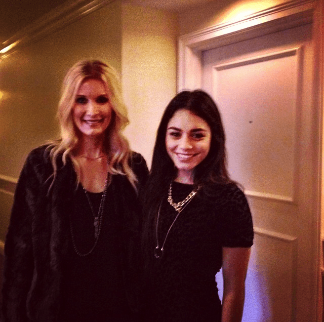 Interview with Vanessa Hudgens