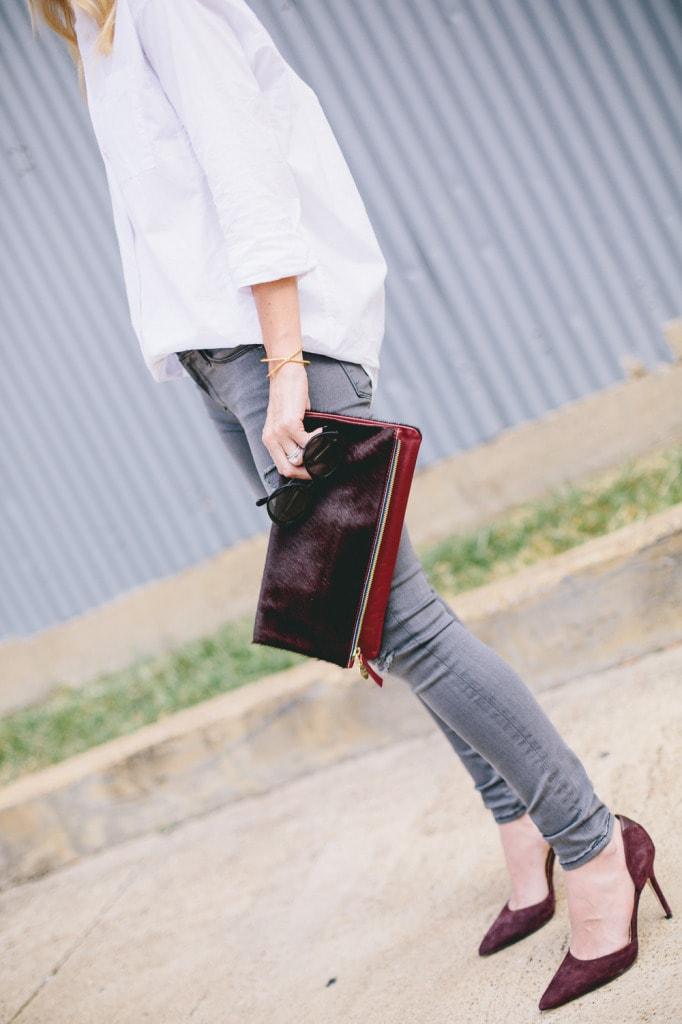 Gray Frame denim jeans 6