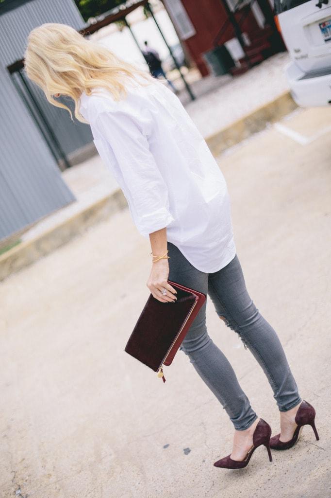 Gray Frame denim jeans 9