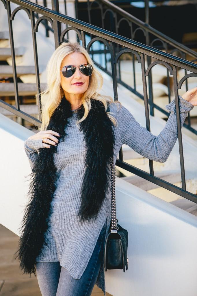 Zara gray sweater 8