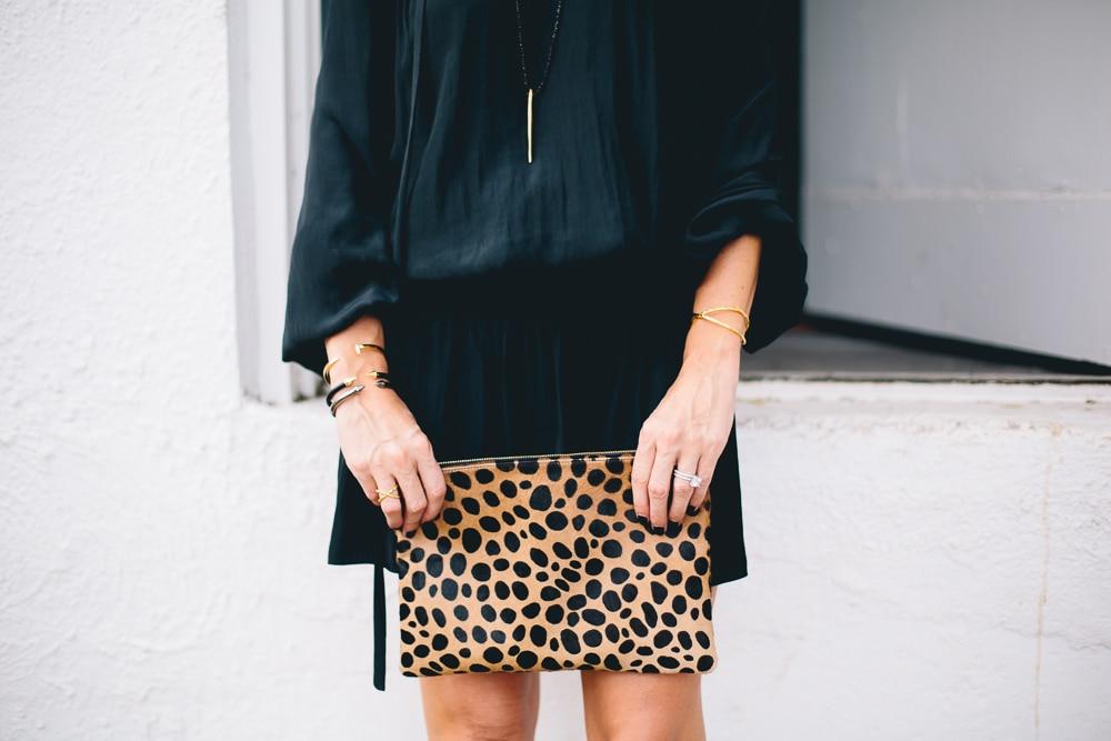 clare vivier leopard clutch 9