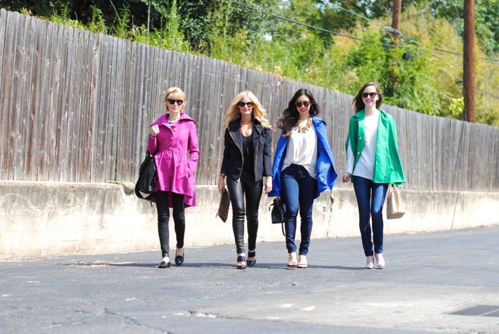 rain coats 1