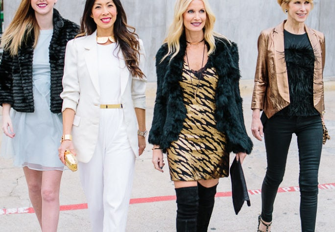 Chic at Every Age – Holiday Looks