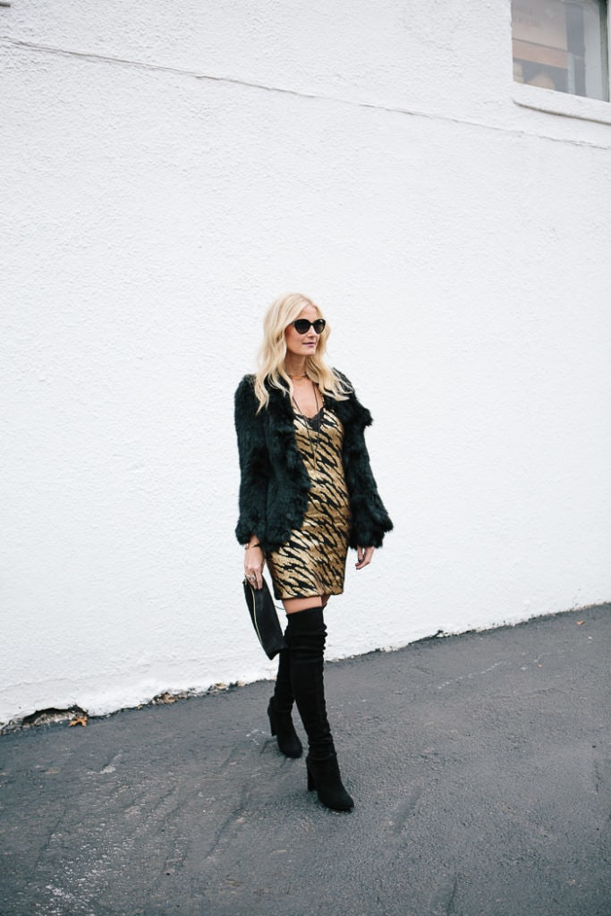 Chic at every age holiday look 9