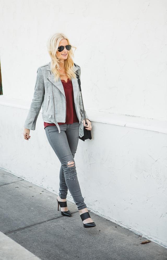 iro gray leather jacket 5