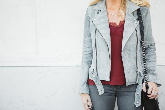iro gray leather jacket 6