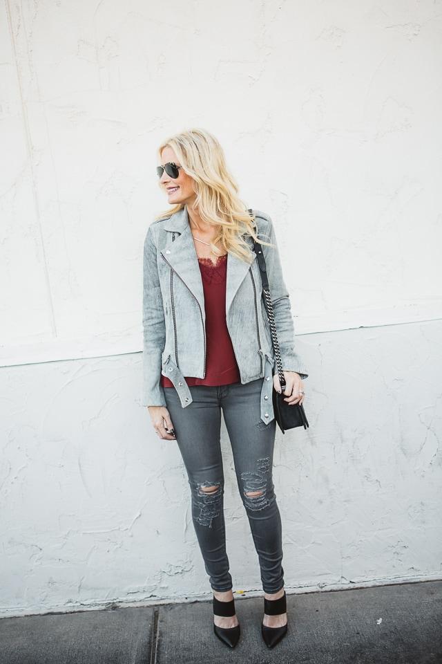 iro gray leather jacket 7