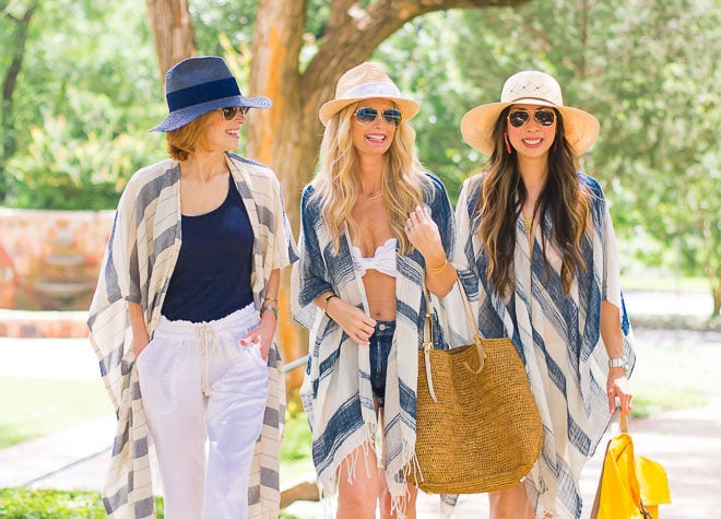 Chic at Every Age – Beach Wear