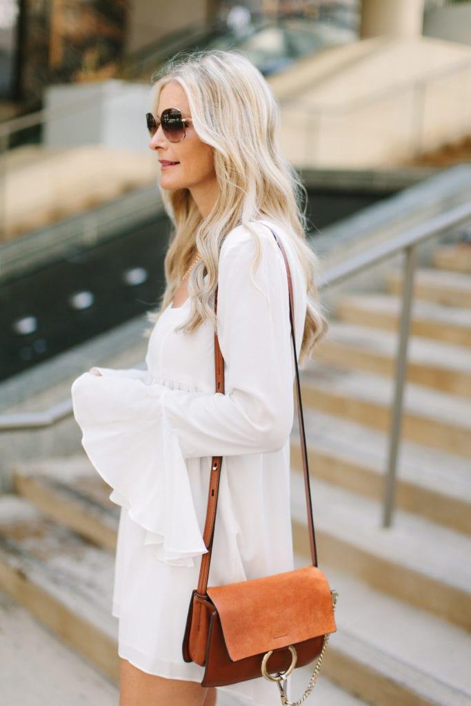 Stone cold fox white dress 4