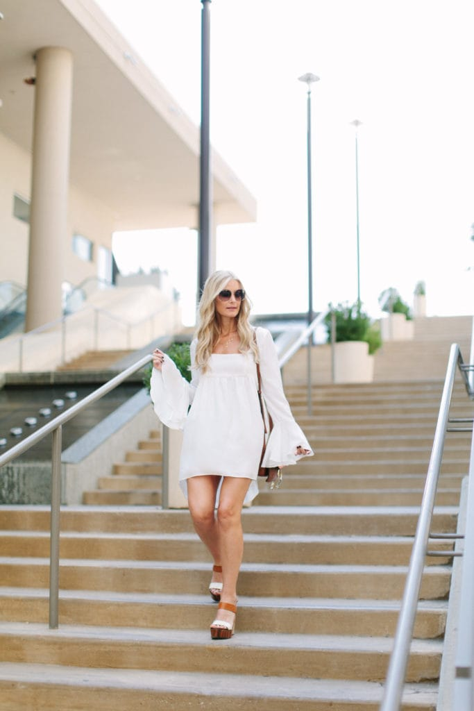 Stone cold fox white dress 5