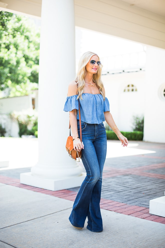 citizens of humanity flare jeans 4