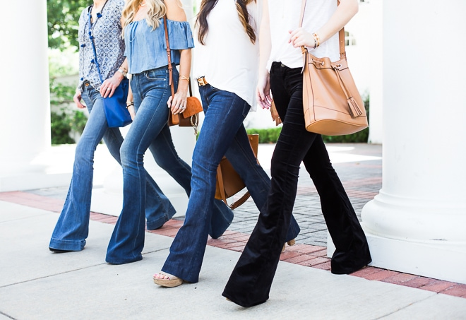 citizens of humanity flare jeans 7