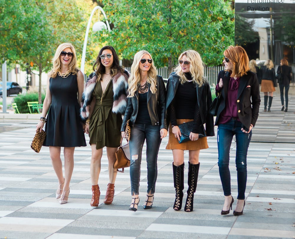 Girl S Night Out So Heather Dallas Fashion Blogger