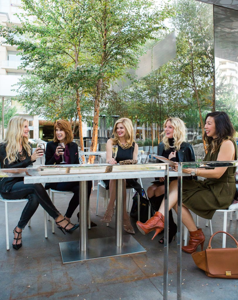 Girls night out savor 4