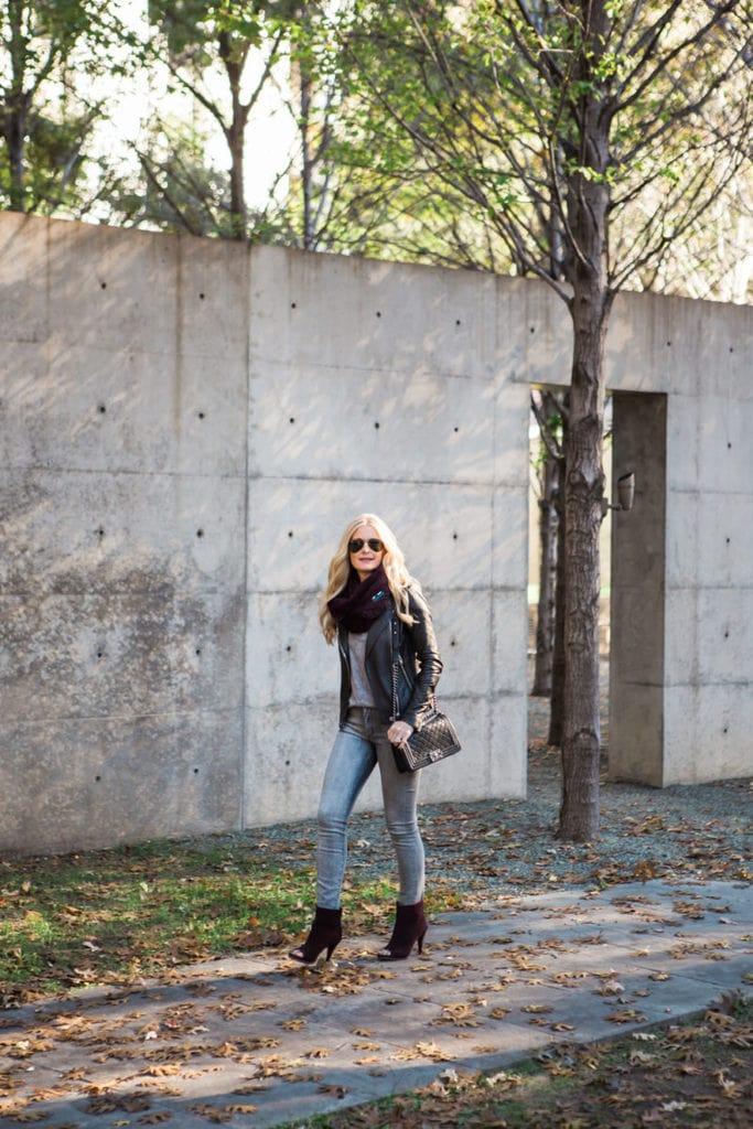 The Leather Jacket – A Wardrobe Staple