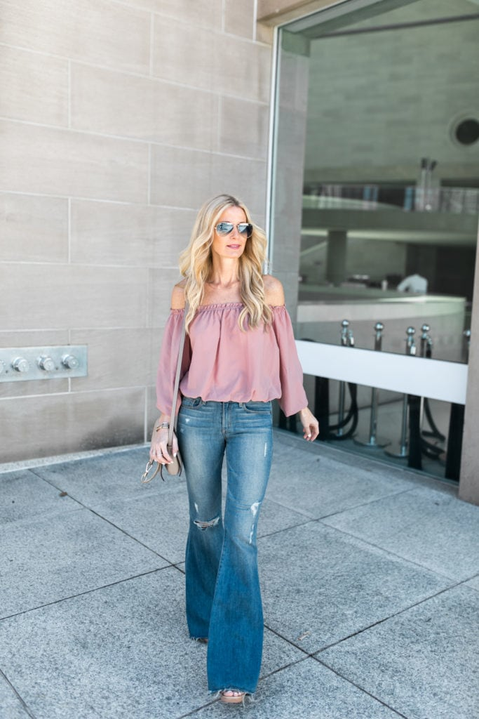 McGuire flare jeans 1