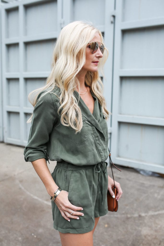 Lou and Grey Utility Romper