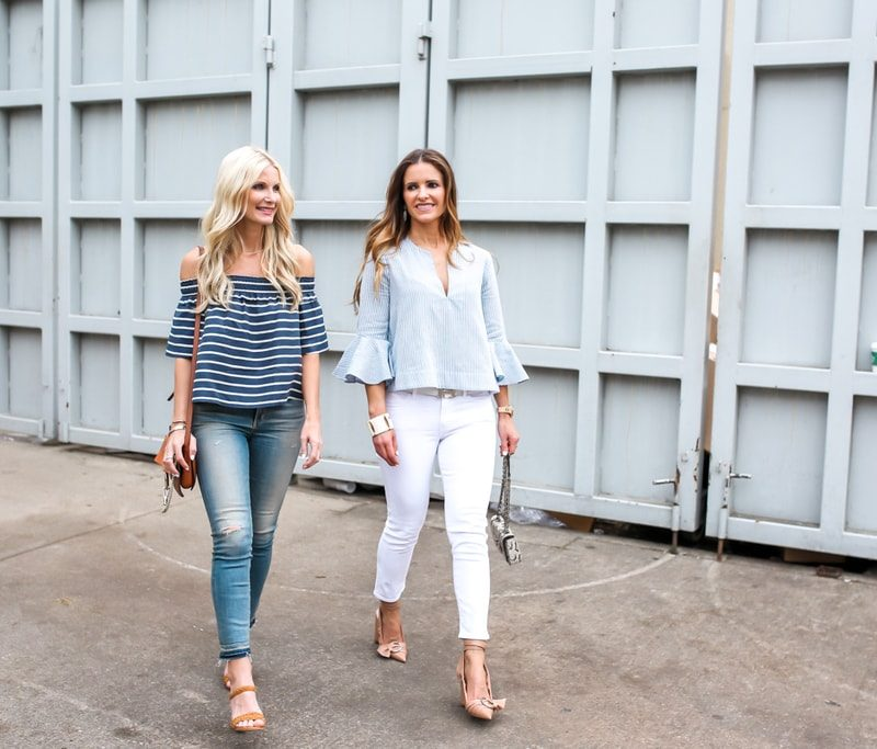 Striped Tops at Amazing Prices + NEW BLOGGER COLLAB