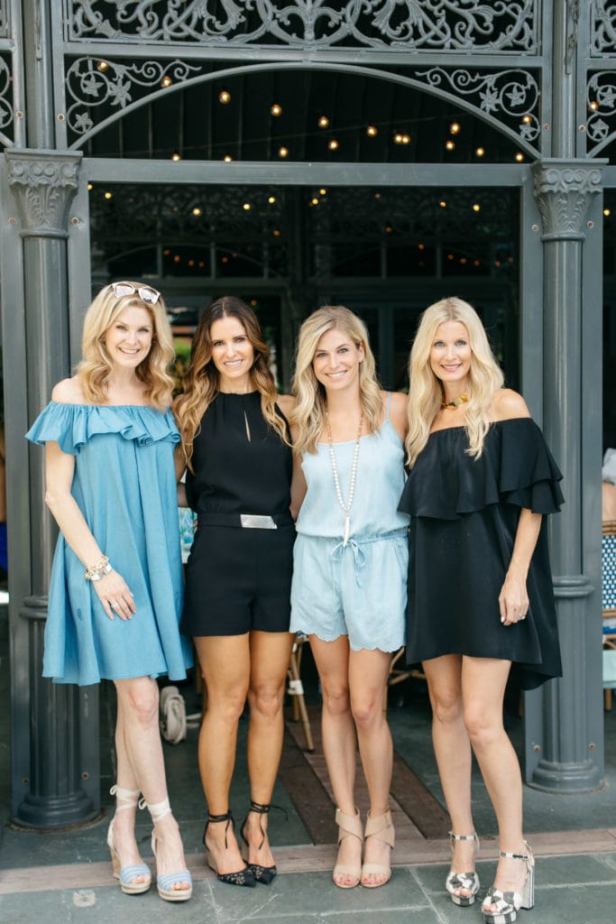 Black Off the Shoulder Dress, Dallas Fashion Blogger, Heather Anderson