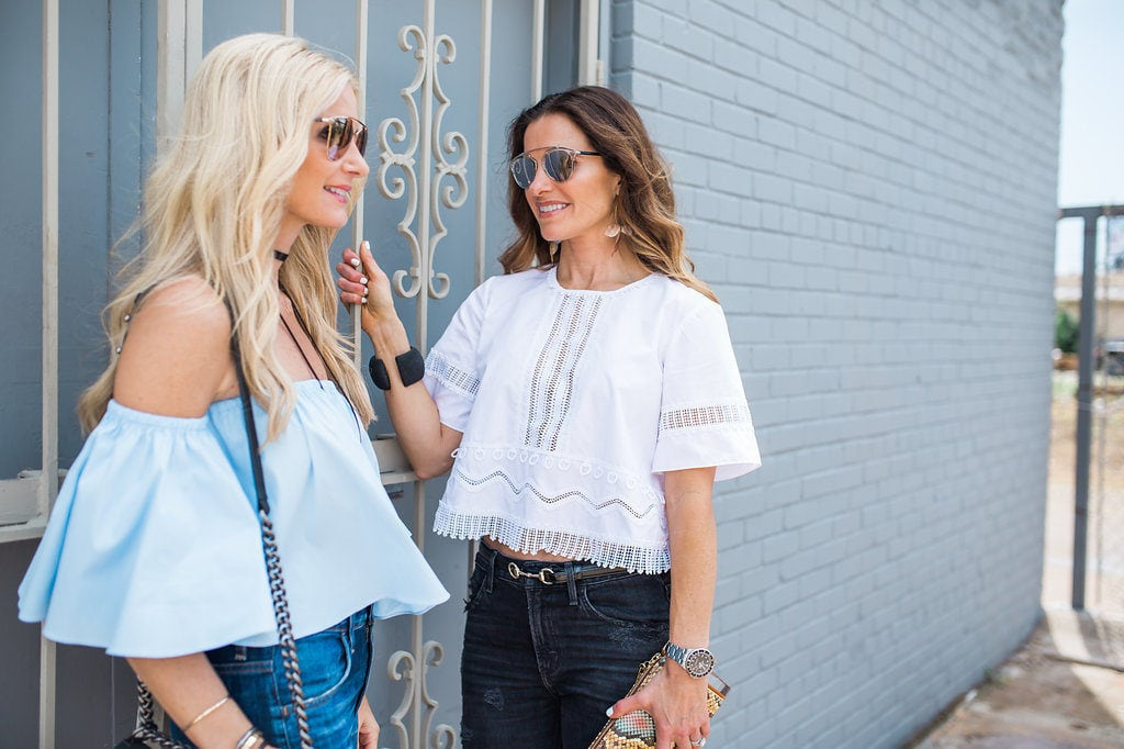 Cropped Top, The Street Edit, Trendy Fashion Blogger