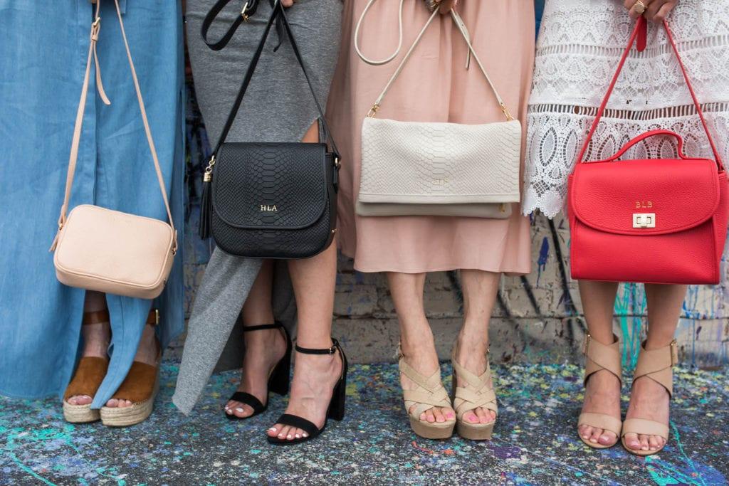 GiGi New York Cross body, Chic at Every Age, Dallas Fashion Blogger