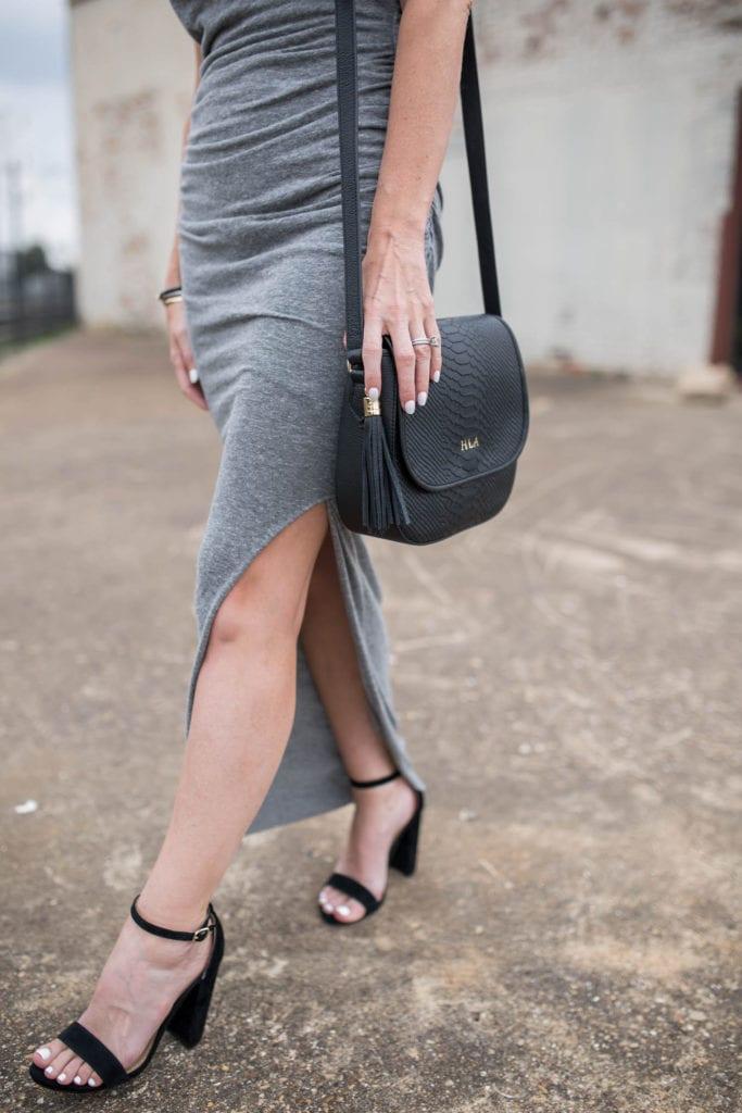 GiGi New York Cross body, Dallas Style Blogger, Chic at Every Age