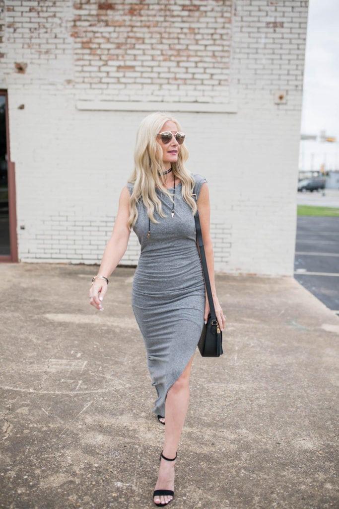 GiGi New York Cross body, Dallas Fashion Blogger, Heather Anderson