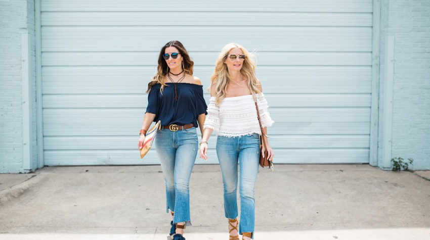 The New 'It' Jean Styled 2 Ways + The Inside Scoop on the Nordstrom Anniversary Sale