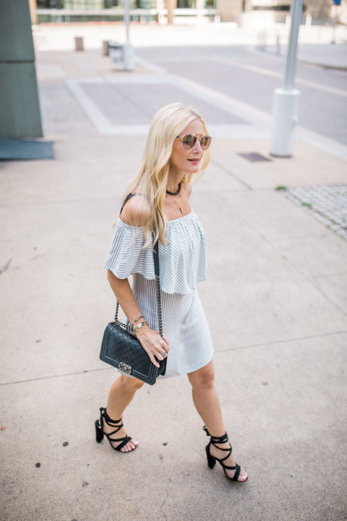 Wayf Dress, Heather Anderson, Dallas Fashion Blogger
