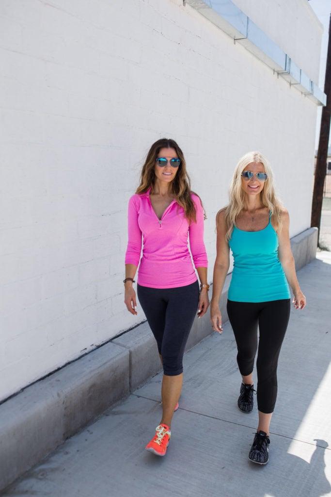 Workout Wear, The Street Edit, Black Leggings