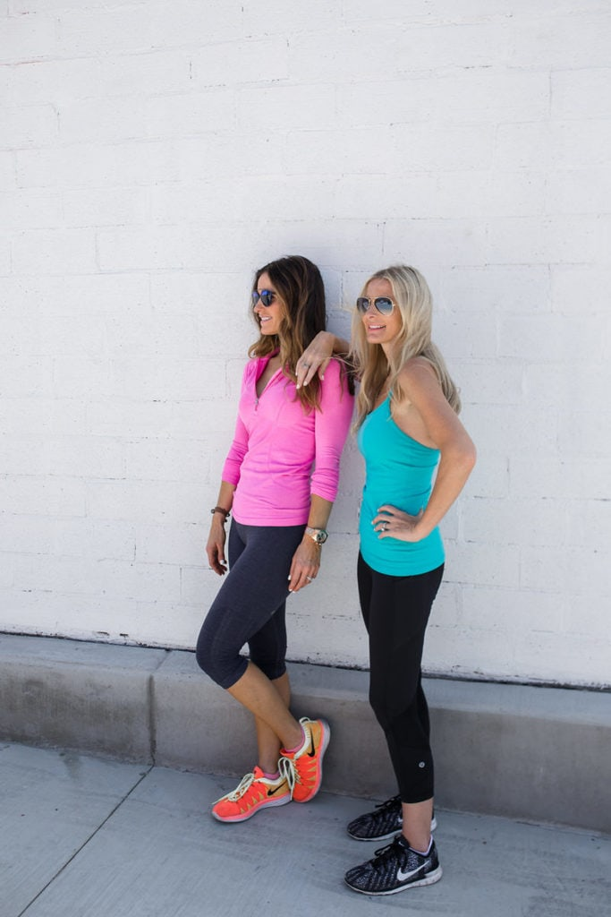 How I Stay Fit in My 40s, Plus SHOP the Best Work Out Gear All on SALE