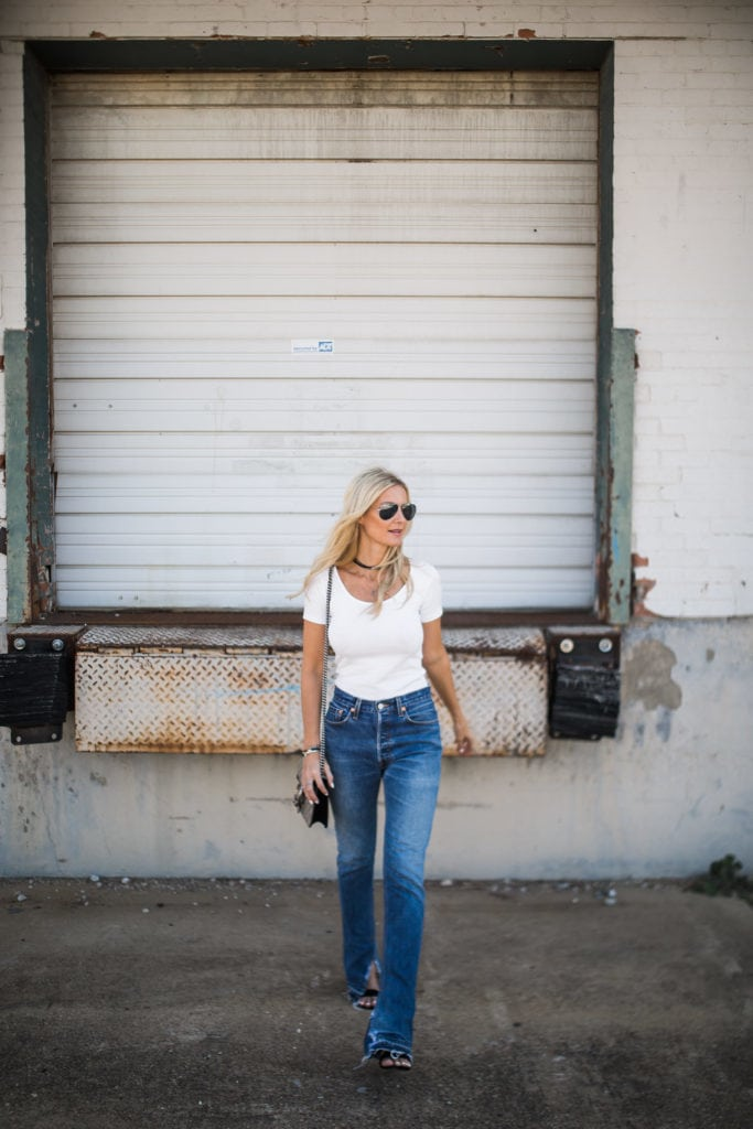 Shop Redone, The Elsa jean, Heather Anderson, Dallas Fashion Blogger