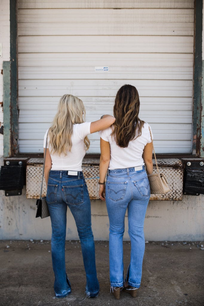 Redone Levis, The Street Edit, Fashion Blogger