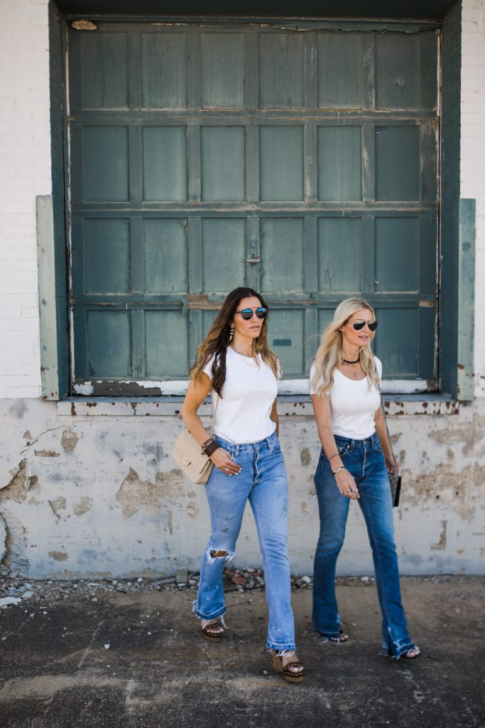 Shop Redone, Redone Levis, The Street Edit, Dallas Fashion Blogger