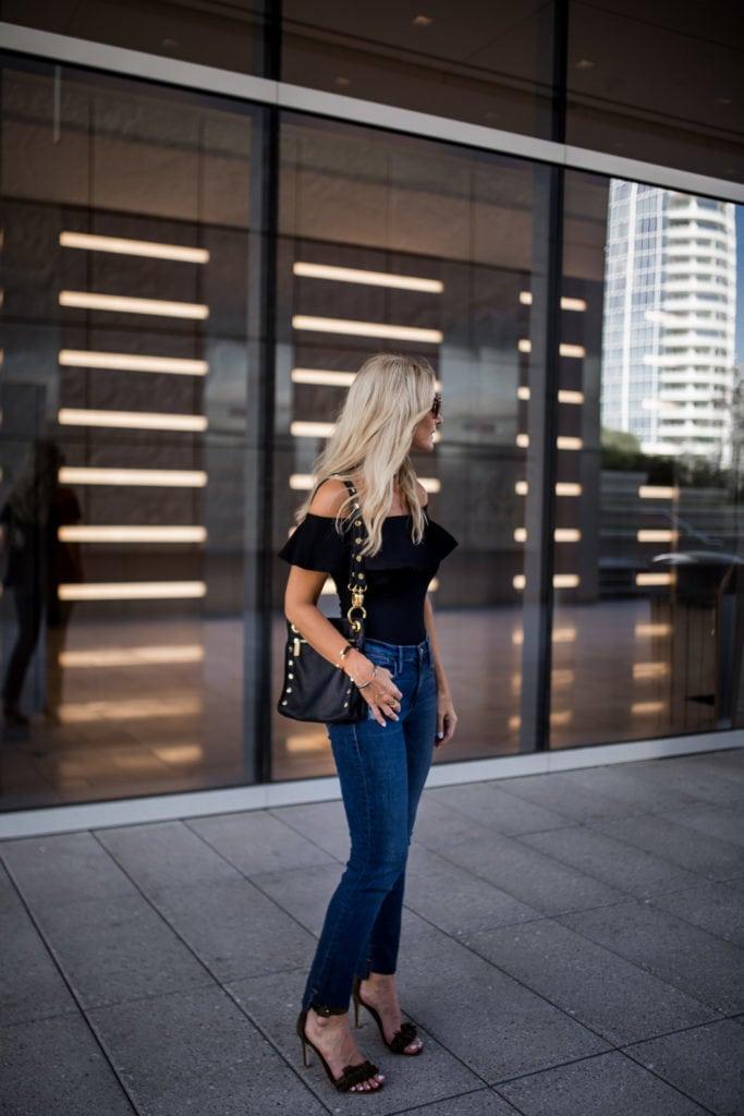 Topshop Bodysuit, Heather Anderson, Dallas Fashion Blogger