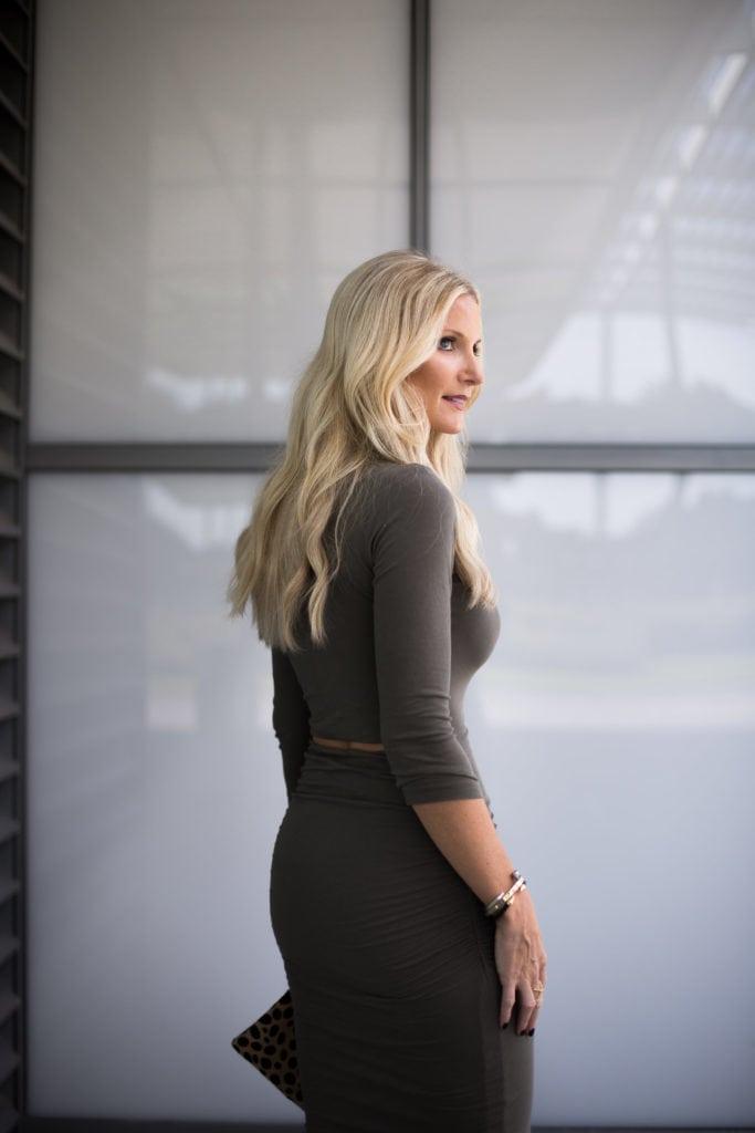 Clare V Clutch, Heather Anderson, Dallas Style Blogger