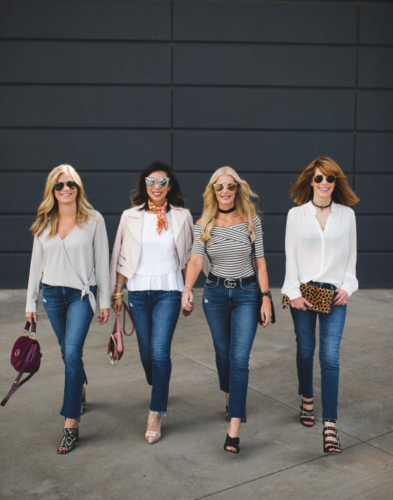 Frame Denim Jeans, Chic at Every Age, Heather Anderson