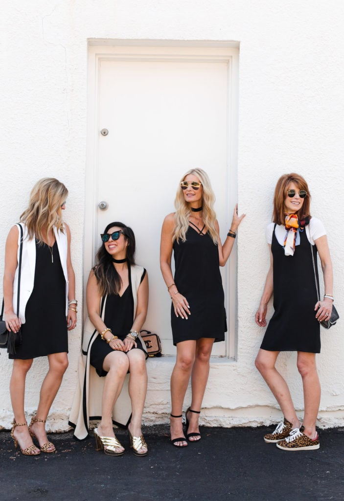 Topshop Black Dress, Chic at Every Age, Nordstrom LBD