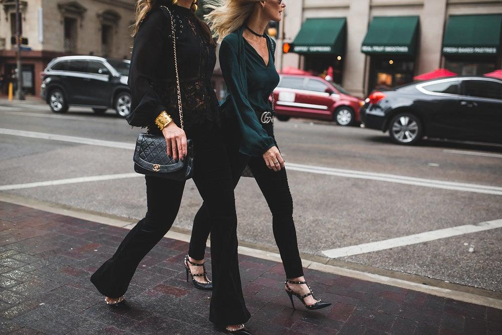 Citizens of Humanity Black Velvet jeans