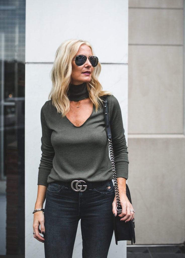 LNA Turtleneck