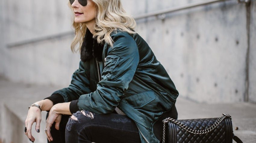Chic Winter Jacket on MAJOR SALE