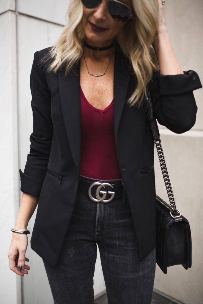 Veronica Beard Black Blazer