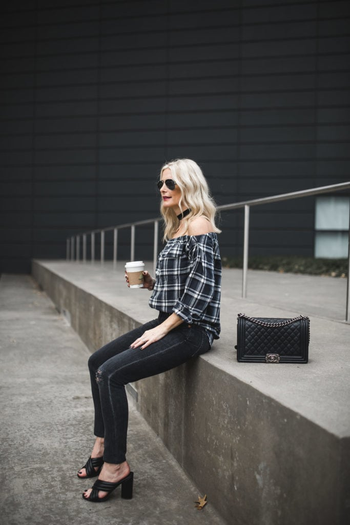 plaid-off-the-shoulder-top-5