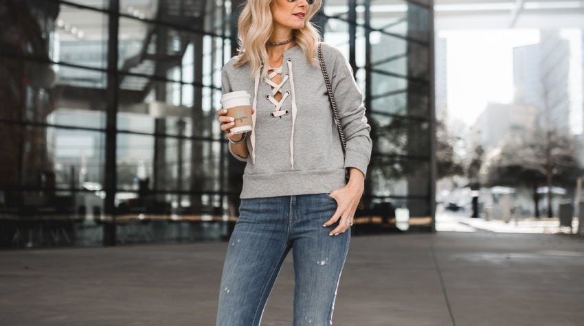 THE PERFECT WEEKEND TOP ON MAJOR SALE