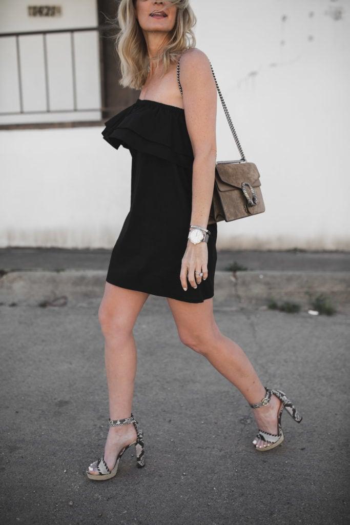 Sincerely Jules One Shoulder Dress