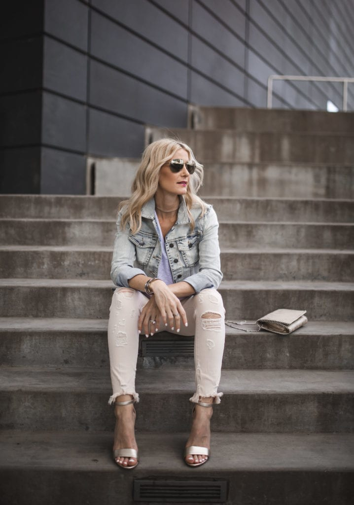 J Brand Ripped Jeans