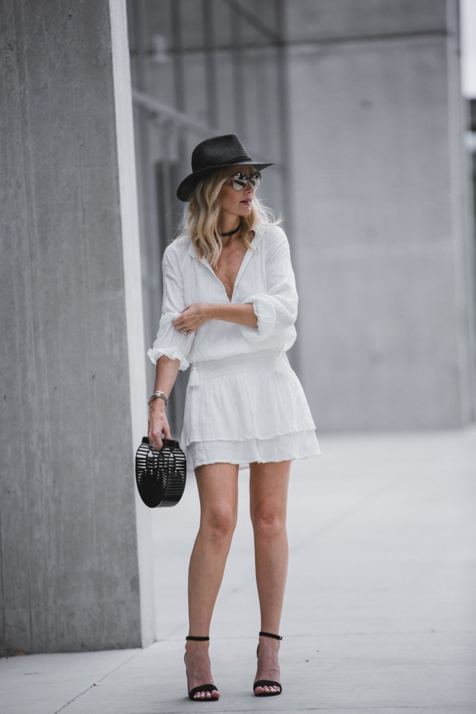 Paige Denim White Dress
