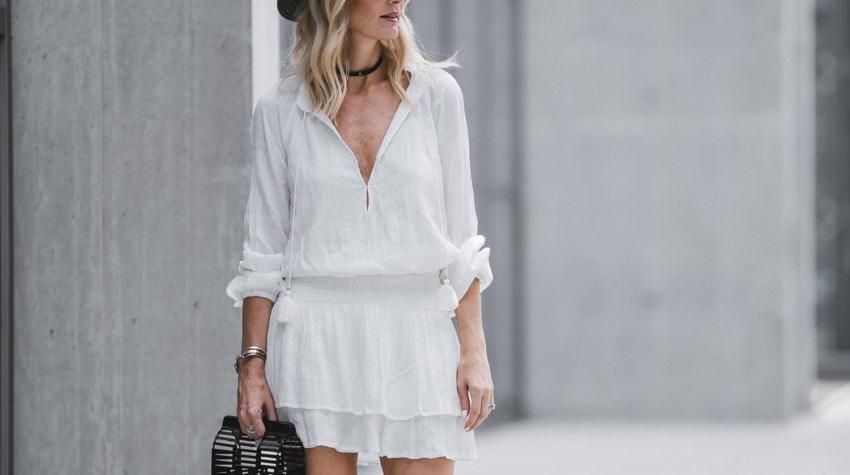 MEET YOUR GO-TO SUMMER DRESS