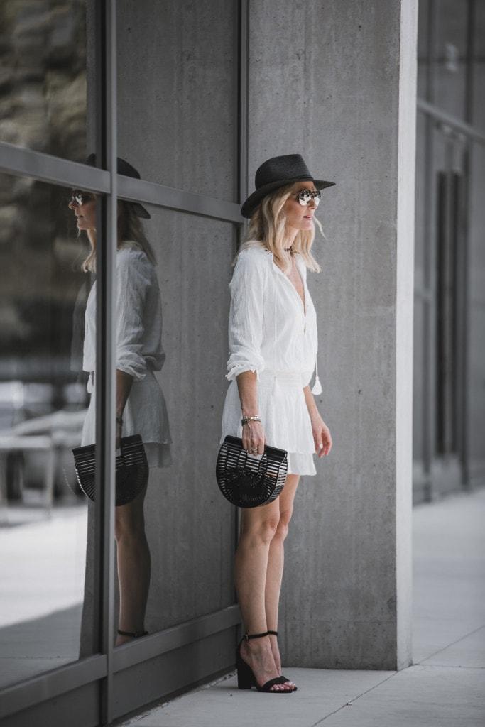 Paige Denim White Dress