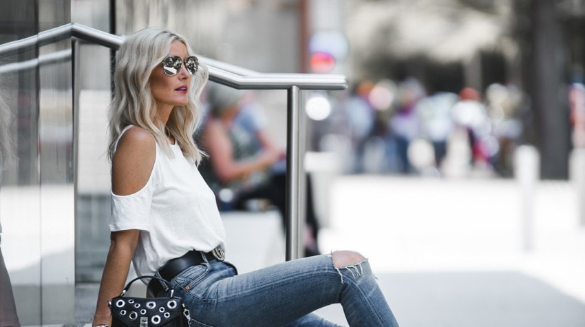 2 MUST-HAVE SUMMER TOPS BOTH UNDER $80 WITH NORDSTROM